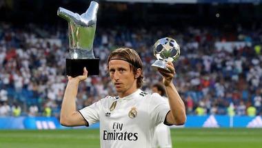 فيديو يوضح لماذا حقق مودريتش جائزة أفضل لاعب في العالم